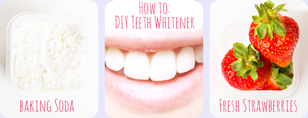 How to make your own teeth whitener