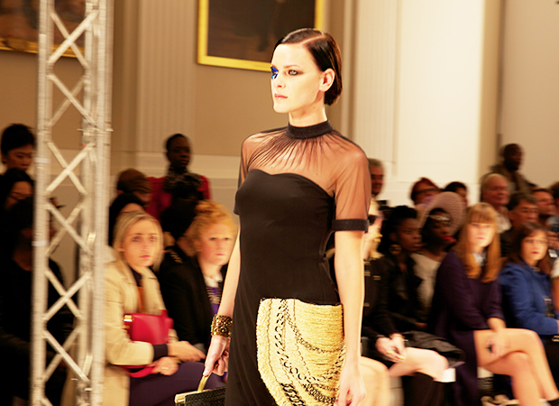 Glamour at London Fashion Week