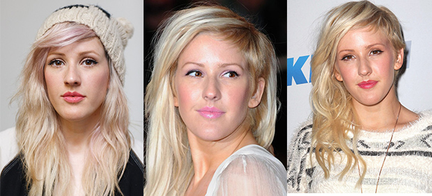 Ellie Goulding's Hair