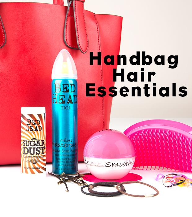 Handbag hair essentials