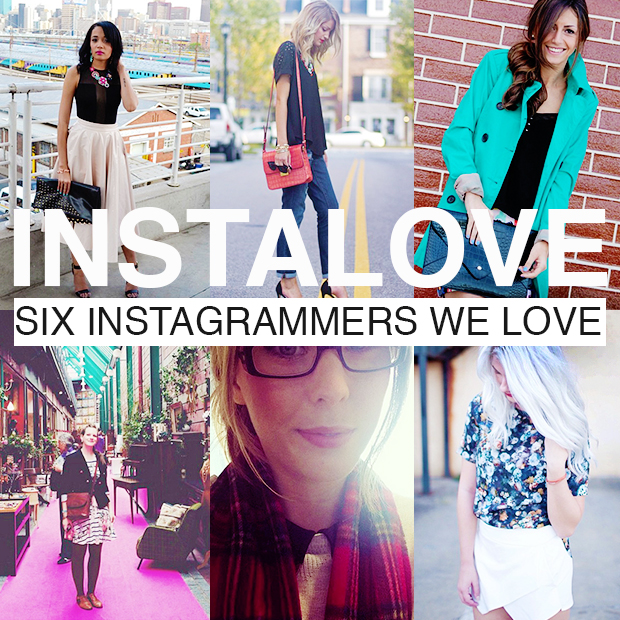 6 Instagrammers we can't get enough of