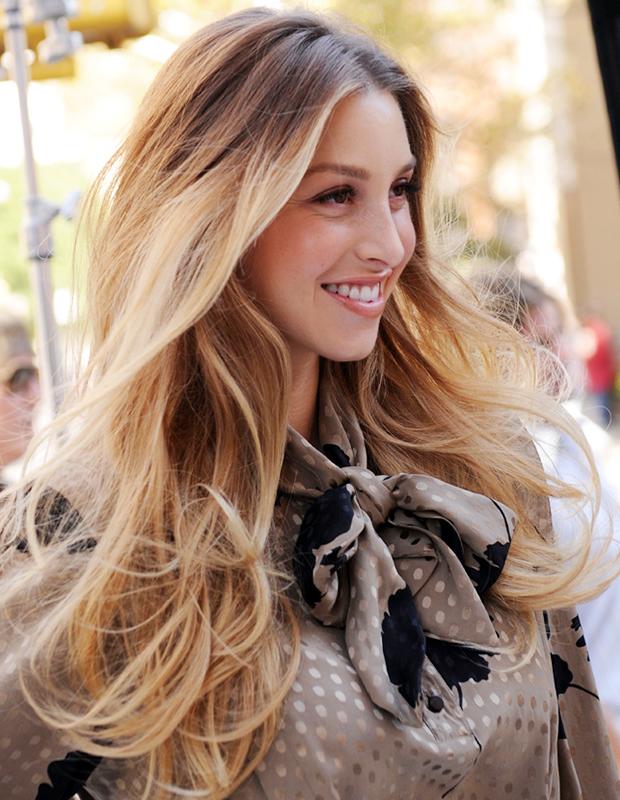 Whitney Ports Hair Hair Extensions Blog Hair Tutorials Hair