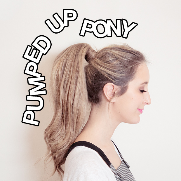 Ponytail Hair Extensions Hair Extensions Blog Hair Tutorials