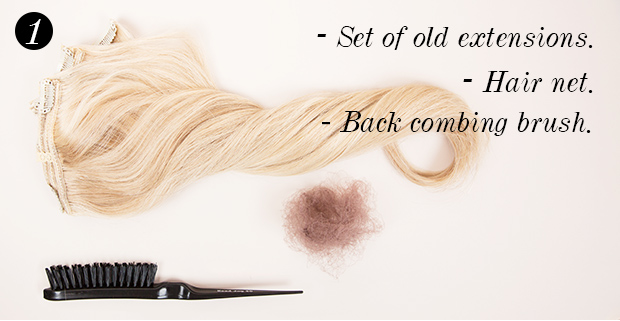 How to make a rat hair piece hair extensions blog hair hair styling rat pmusecretfo Images