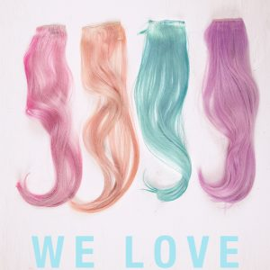 How To Make Pastel Colours On Hair Extensions With Renbow Crazy Colour