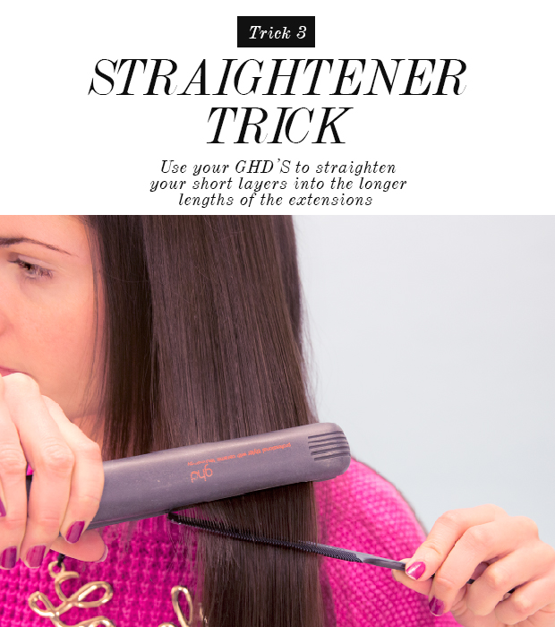 straightening-hair-extensions