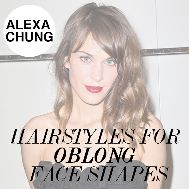 Hair to Suit Oblong Face Shapes | Hair Extensions Blog | Hair ...