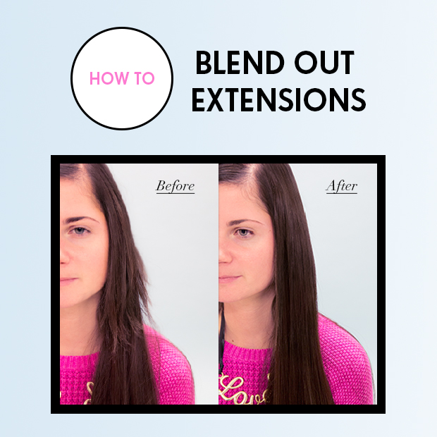 how to hide layers using blending wefts