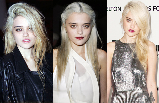 Sky Ferreira S Hair Hair Extensions Blog Hair