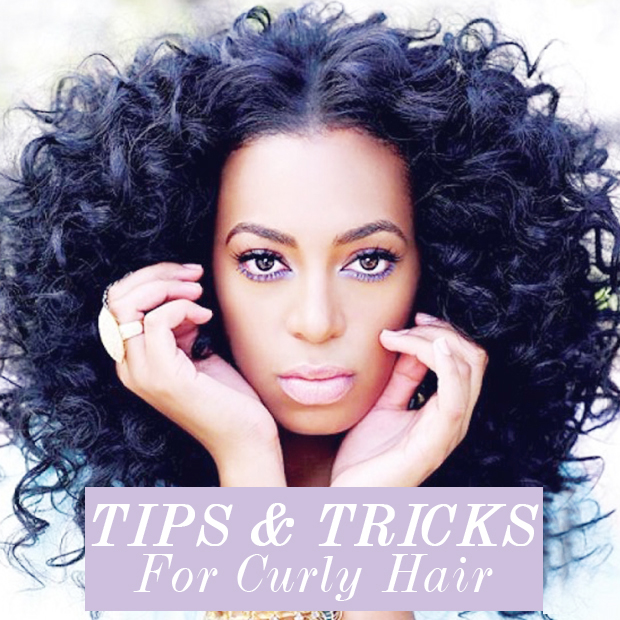 Tips 7 Tricks for Managing Curly Hair