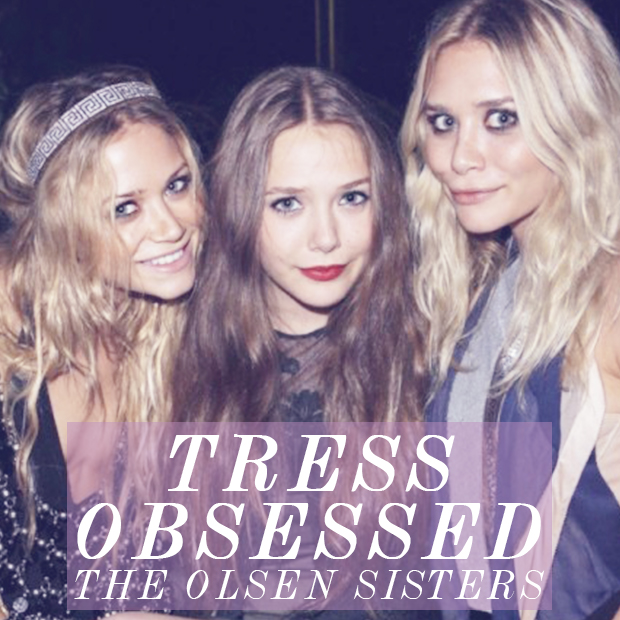 The Olsen Sisters' Hair