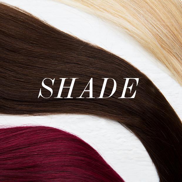 choosing a hair extensions colour
