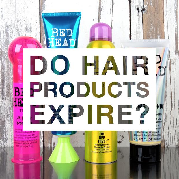 Do Hair Products Expire?