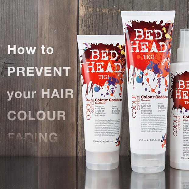 How to Prevent Your Hair From Fading