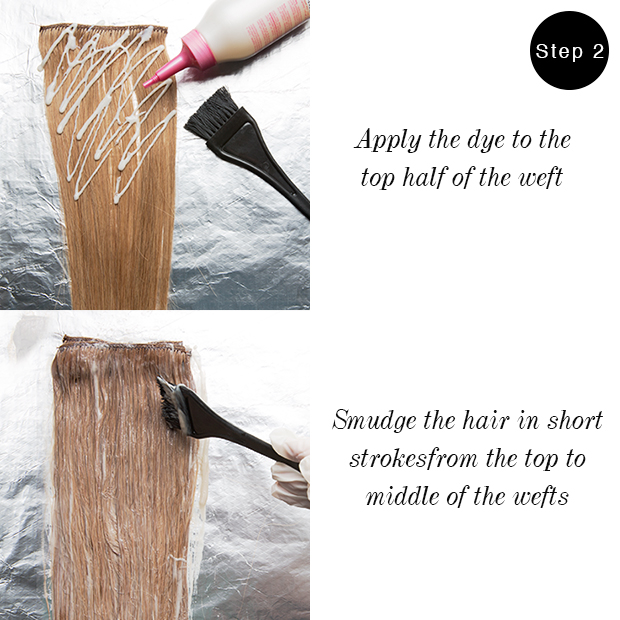 How To Ombre Hair Extensions Hair Extensions Blog Hair