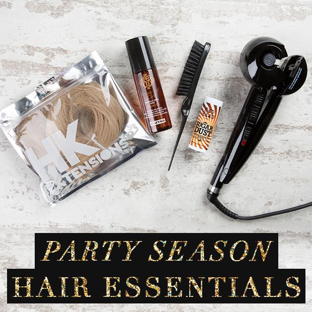 Party Season Hair Essentials