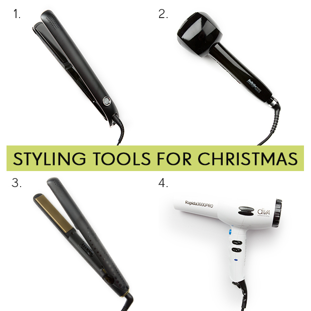 Styling Tools for Christmas