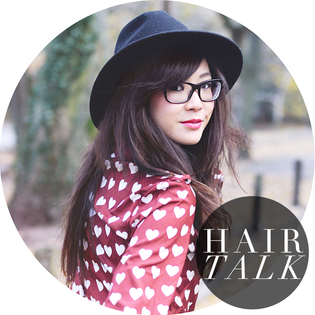 Hair Talk with Sarah from Temporary Secretary