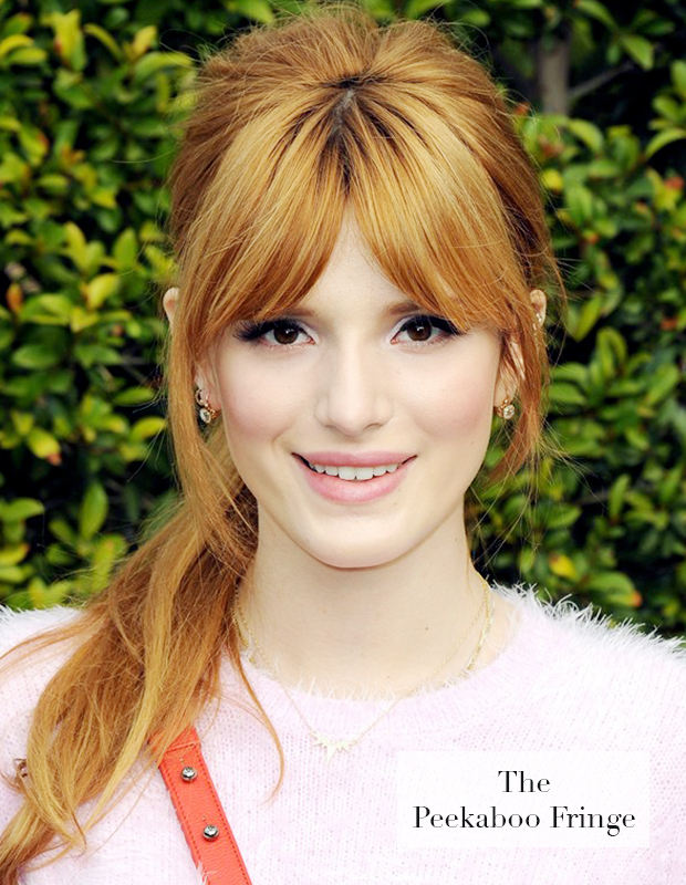 2014's Most Wearable Bangs / Hair Extensions Blog | Hair
