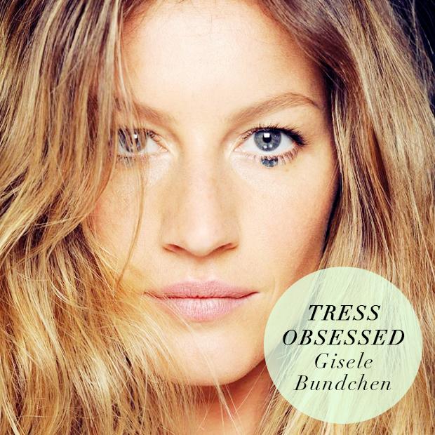 Gisele Bundchen's hair