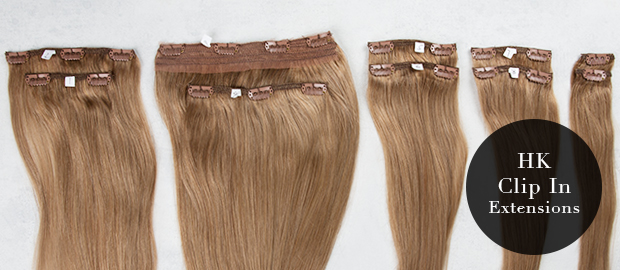 How many clip in hair extensions do you need  188edc736