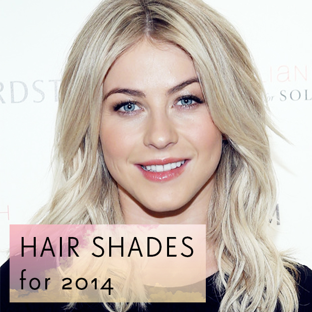 Hair Shades for 2014