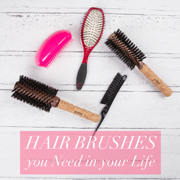 Hair Brushes you Need in your Life