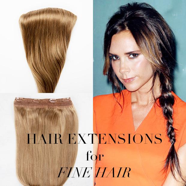 Phenomenal Hair Extensions For Fine Hair Hair Extensions Blog Hair Hairstyles For Women Draintrainus