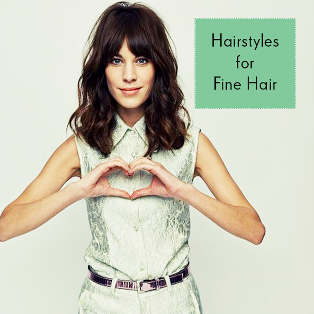 Hairstyle For Fine Hair 25041613