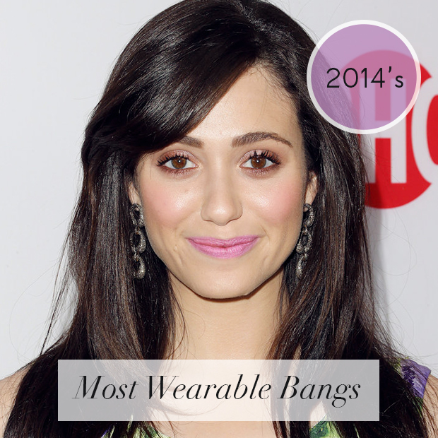 2014's Most Wearable Bangs