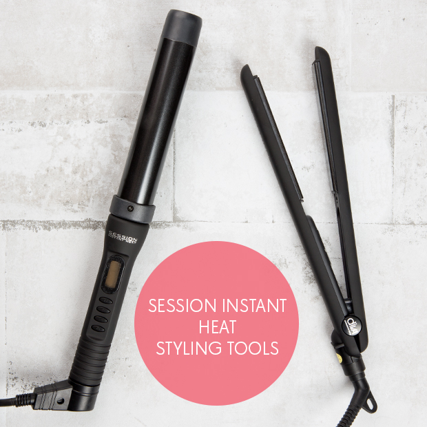 Session Instant Heat Styling Tools