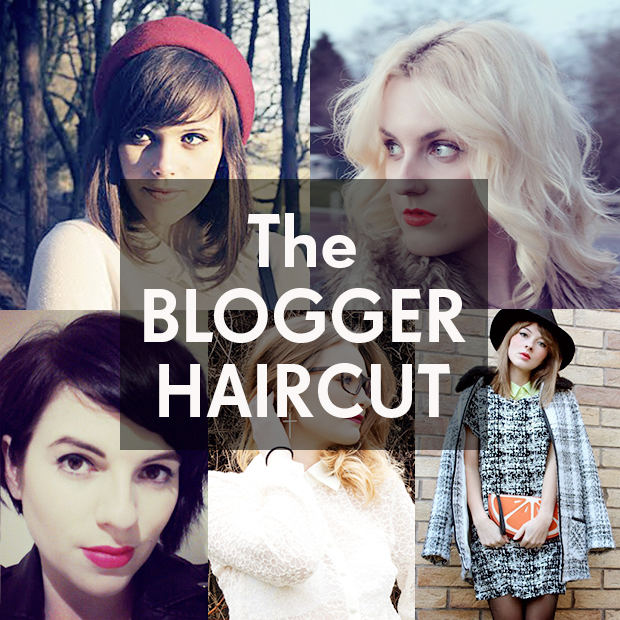 The Blogger Haircut