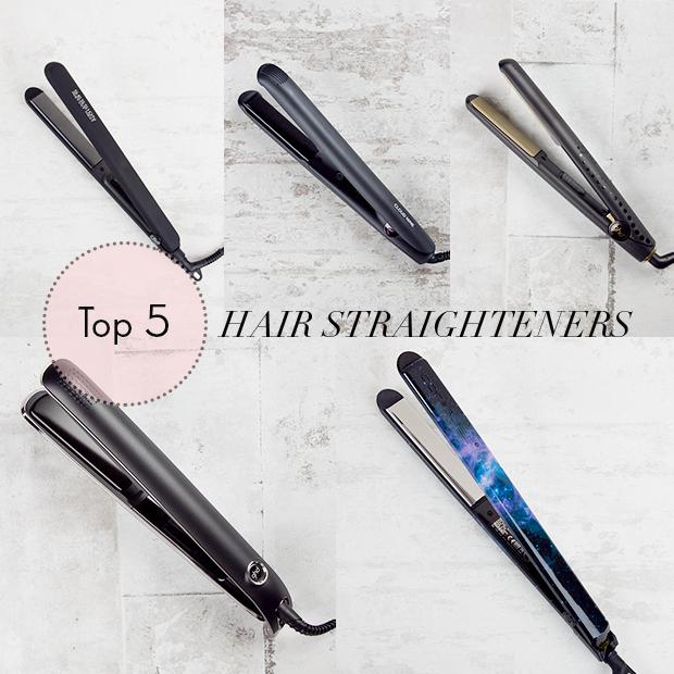 Top 5 Hair Straighteners