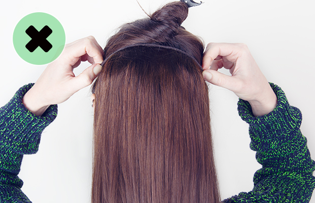 How Do Clip On Hair Extensions Work Images Extension What Not To With