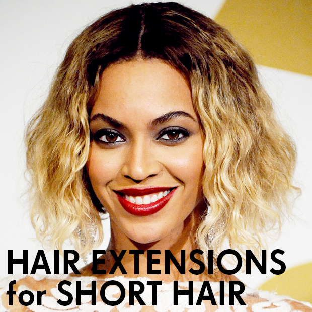 Hair Extensions for Short Hair