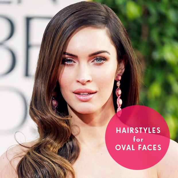 Hairstyles for Oval Faces | Hair Extensions Blog | Hair ...
