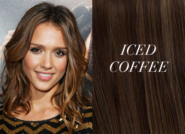 Highlighted Hair Styles: Brown Hair Extensions / Hair Extensions Blog