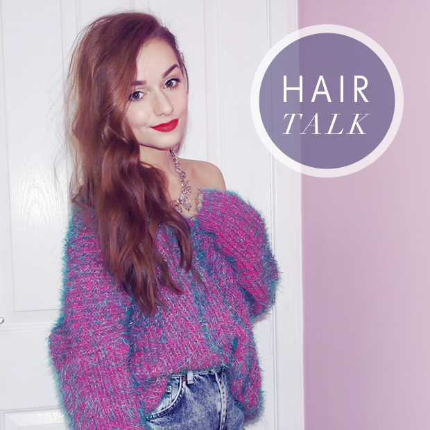 Hair Talk with Megan from 'Thumbellina Lille'