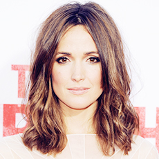 Rose Byrne's Hair