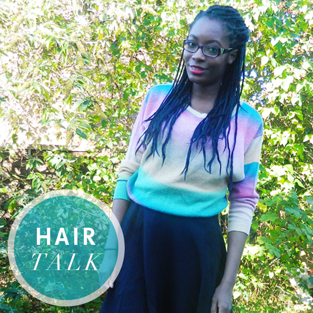 Hair Talk with Saadiya from That Girl Saadiya