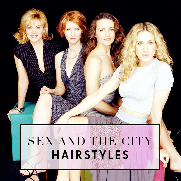 Sex and the City Hairstyles