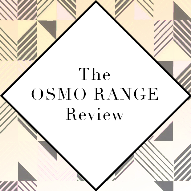 The Osmo Range Review