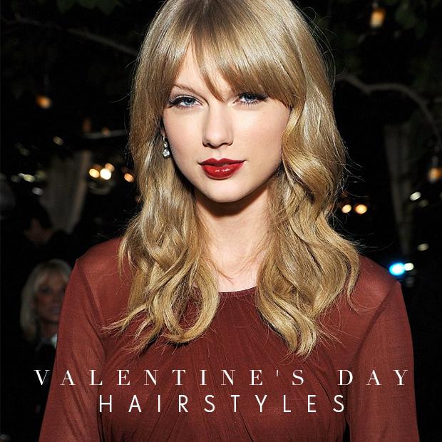 Valentines Day Hairstyles / Hair Extensions Blog Hair Tutorials ...