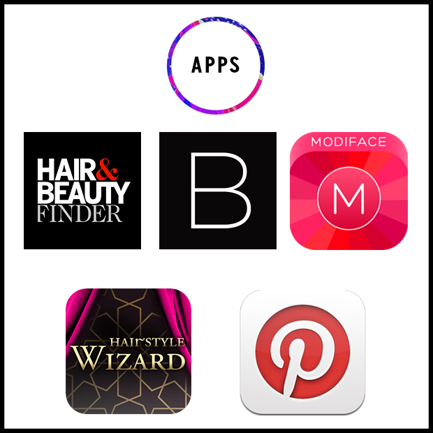 5 Hair & Beauty Apps to Download