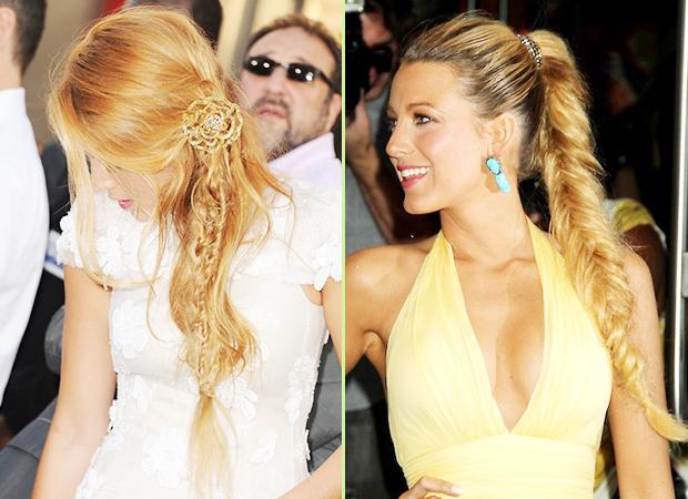 Gossip Girl Braids