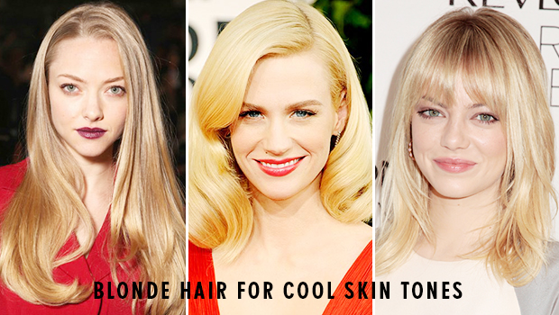 Hair Shades To Complement Your Skin Tone Blog Milk Blush