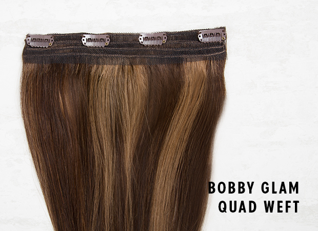 Bobby Glam hair extensions