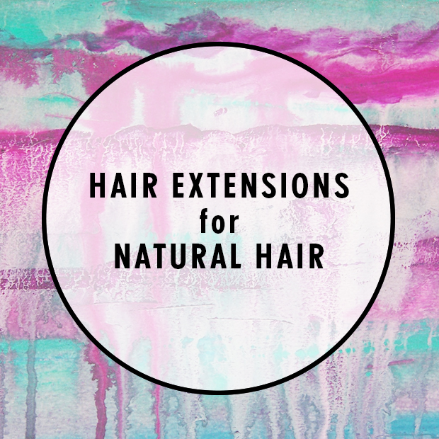 hair extensions for natural hair