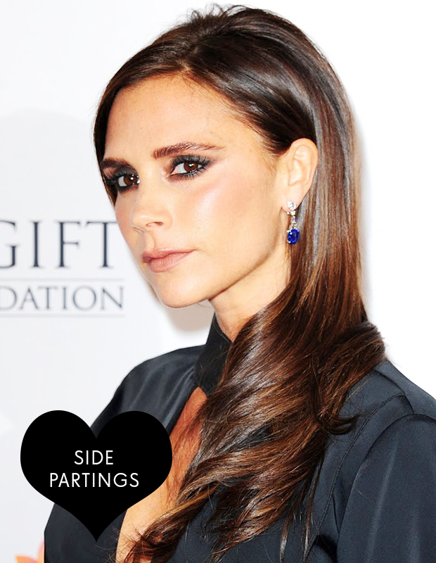 Hairstyles For Heart Shaped Faces Hair Extensions Blog
