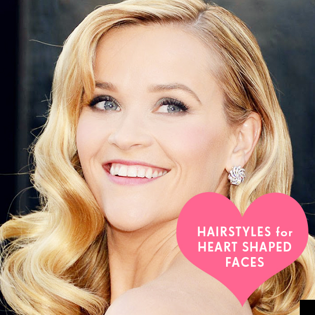 Hairstyles for heart shaped faces - Hairstyles For Heart Shaped Faces / Hair Extensions Blog Hair